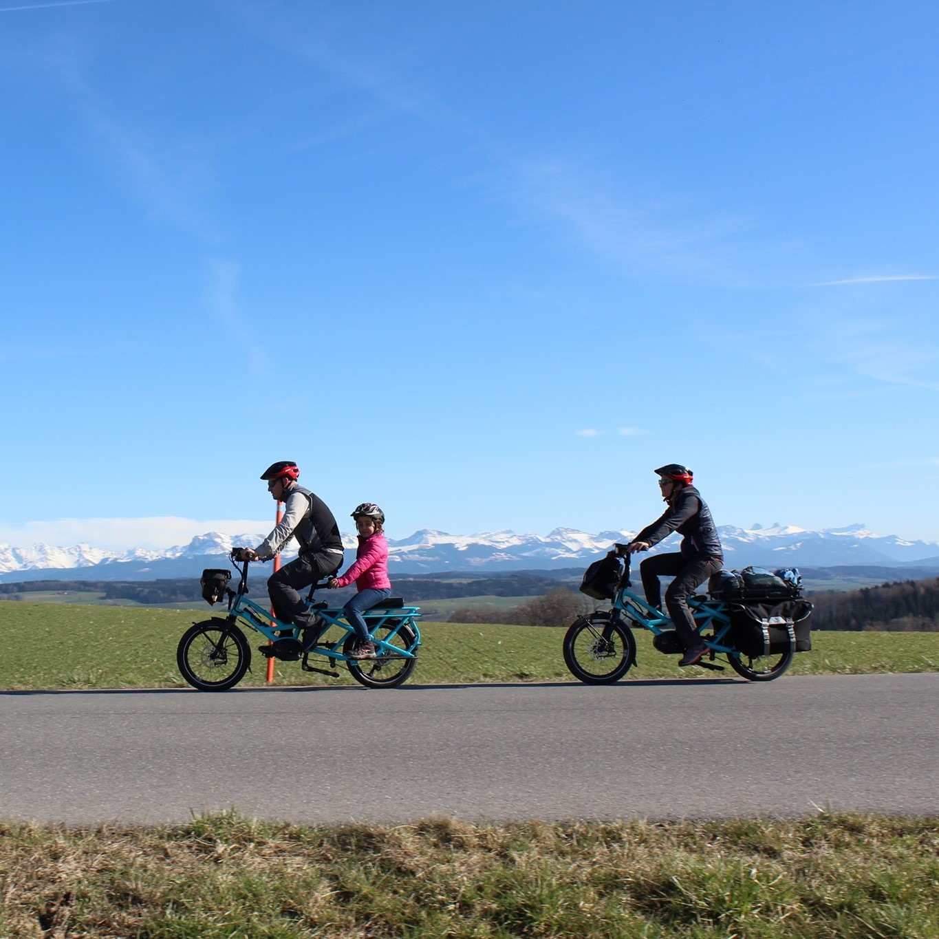 One world, One bike, One dream - Touring Bike Rental